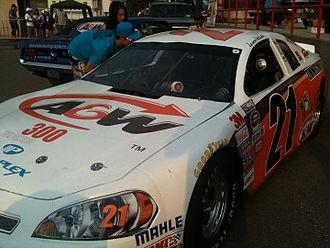 NASCAR Pinty's Series - Jason White's Chevy