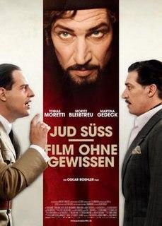 <i>Jew Suss: Rise and Fall</i> 2010 film