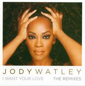 I Want Your Love (Chic song) - Image: Jody Watley I Want Your Love