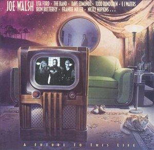 A Future to This Life: Robocop – The Series Soundtrack - Image: Joe Walsh A Future to This Life