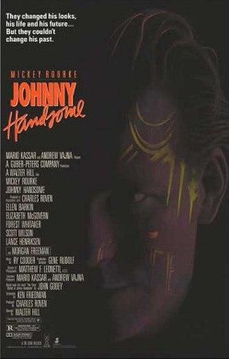Johnny Handsome - Original film poster