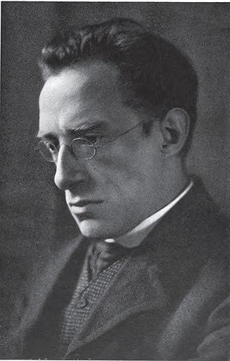 Joseph Holbrooke - Joseph Holbrooke by E.O. Hoppé, 1913