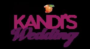 Kandi's Wedding - Image: Kandis wedding logo