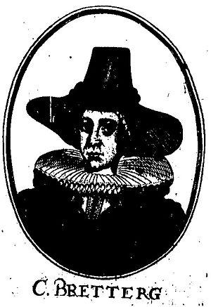 Katharine Brettargh - Image: Katherine Brettargh woodcut