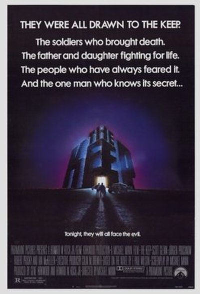 Picture of a movie: The Keep