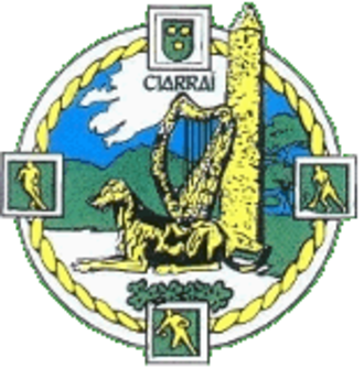 Kerry GAA - Former Kerry crest (1988–2011)