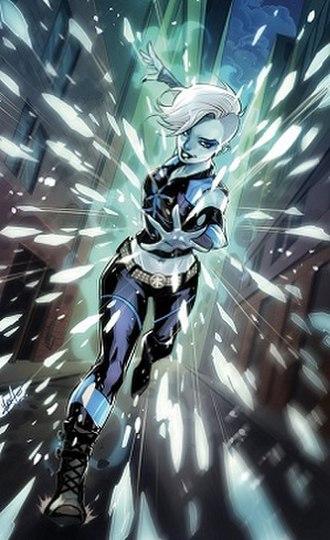 Killer Frost - Image: Killer Frost (Caitlin Snow)