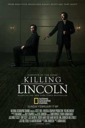 Killing Lincoln (film) - Film poster