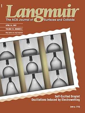 Langmuir (journal) - 150 px