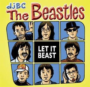 The Beastles - Let It Beast, cover art by Josh Neufeld.