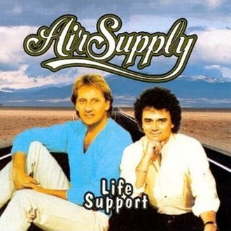 Life Support (album) - Image: Life Support (album) cover