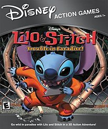lilo stitch trouble in paradise wikipedia