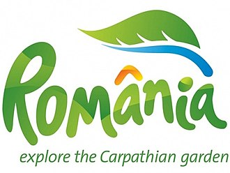 Tourism in Romania - The official logo of Romania, used to promote the tourist attractions in the country