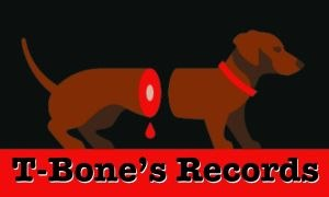 T-Bones Records - Image: Logo for T Bones Records as of 2016 08 01