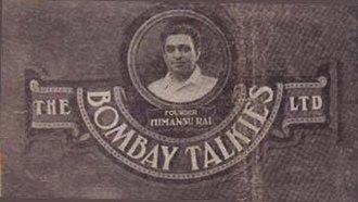 Bombay Talkies - Image: Logo of Bombay Talkies