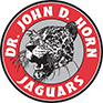 Logo of John Horn High School.webp