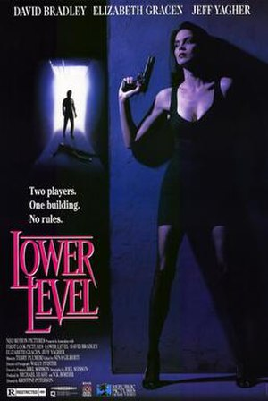 Lower Level - VHS released by Republic Pictures Home Video