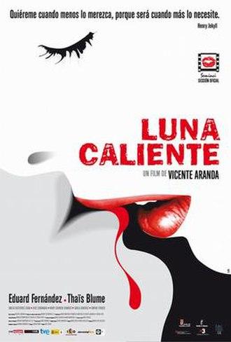 Luna Caliente - Theatrical release poster