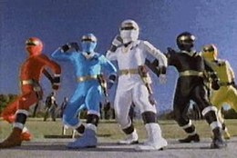 Mighty Morphin Alien Rangers - Wikipedia