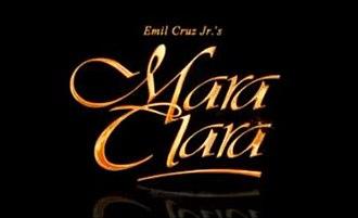 Mara Clara (2010 TV series) - Image: Mara Clara 2010 titlecard