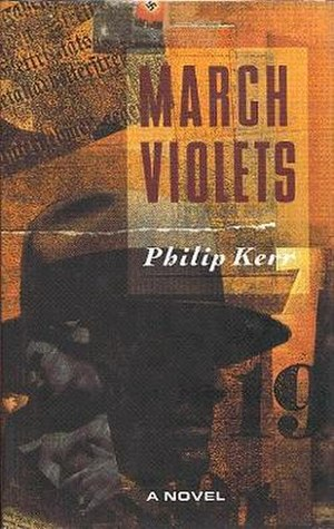 March Violets - First edition