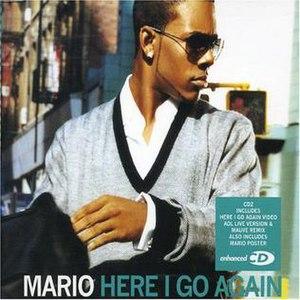 Here I Go Again (Mario song) - Image: Mario Here I go Again