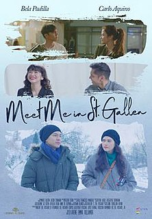 <i>Meet Me in St. Gallen</i> 2018 film