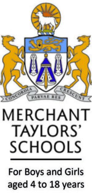 Merchant Taylors' Boys' School, Crosby - Merchant Taylors' Schools' Crest