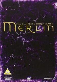 <i>Merlin</i> (series 3) British TV show