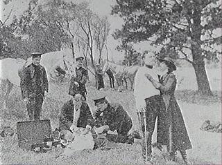 <i>The Midnight Wedding</i> 1912 film by Raymond Longford
