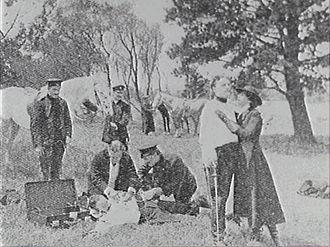 The Midnight Wedding - Still from the film