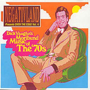 Over the Edge Vol. 4: Dick Vaughn's Moribund Music of the '70s - Image: Moribundmusic