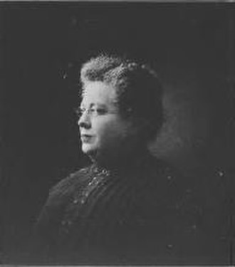 Mary D. Bradford - Image: Mrs. Mary D. Bradford 1906