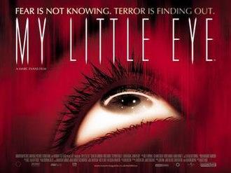 My Little Eye - Image: Mylittleeyeposter
