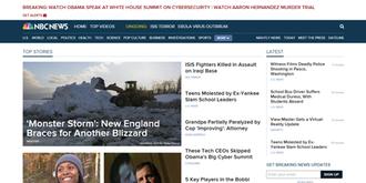 NBCNews.com - Image: NBC News.com screenshot