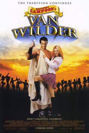 Van Wilder - Theatrical release poster
