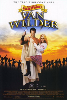 Fiesta Frog Movie Van Wilder