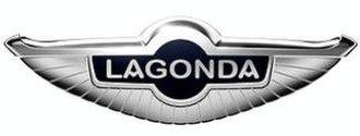 Lagonda - Image: New Lagonda Emblem
