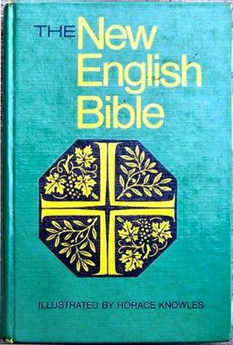 New English Bible - Image: New English Bible cover