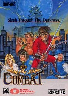 <i>Ninja Combat</i> 1991 video game