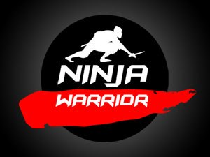Sasuke (TV series) - The logo for Ninja Warrior that is broadcast in various countries around the world.
