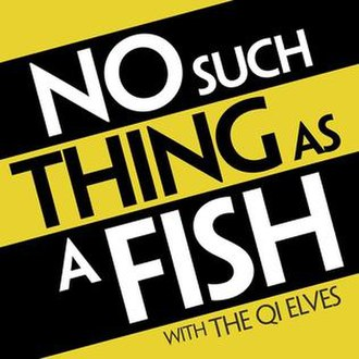 No Such Thing as a Fish - Image: No Such Thing As A Fish logo