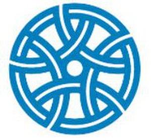 Norwegian Historical Association - Den norske historiske forening logo