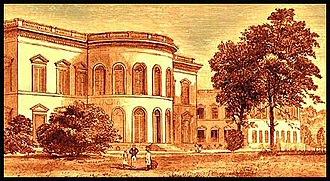 Senate of Serampore College (University) - Image: Old Serampore College