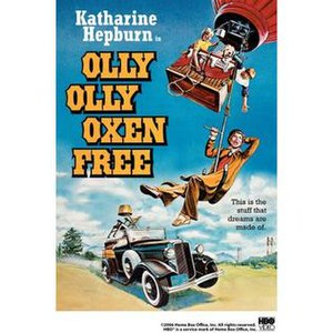 Olly Olly Oxen Free (film) - DVD Cover