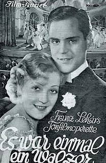 <i>Once There Was a Waltz</i> 1932 film