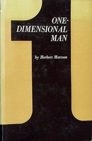 One-Dimensional Man - Cover of the first edition