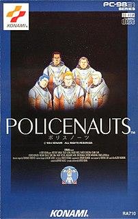 <i>Policenauts</i> 1994 adventure game