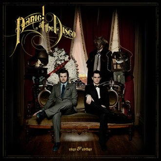 Vices & Virtues - Image: Panic! at the Disco Vices & Virtues