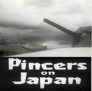 Pincers on Japan - Screenshot of opening title